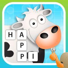 Happi Spells - Crossword Puzzles for Kids