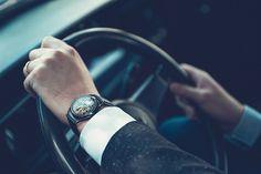 Un reloj de Mr Jones Watches: la función es el estilo