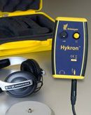 Hykron - Best solution to detect leak by leak listening technology. These leak detection equipment kit have one listening stick with amplifier and speaker to listen noise of leak.