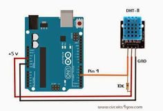 DHT11 Digital Humidity and Temperature Sensor Interfacing with Arduino…