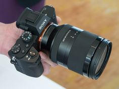 Alpha dog: Hands-on with Sony a7R II