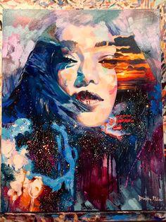 Dimitra Milan | 16 Year Old Emerging Artist