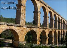 Aquaducts in Terragona Spain