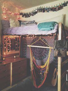 Unique DIY Dorm Room Organization Ideas
