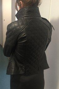 The Vogue Blog - Payday Splurge--I so would like to see the front of this jacket