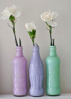 16 manualidades con botellas de Coca Cola que te encantarán   #creatividad #manualidades #diy #manualidades con botellas