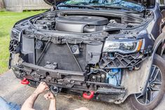 Chief Products Hidden Winch Installation Jeep Garage Jeep Forum Jeep Garage Installation Winch