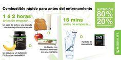 #herbalife #nutrition #sport #deporte ¿sabes como debes nutrirte antes de hacer #ejercicio?