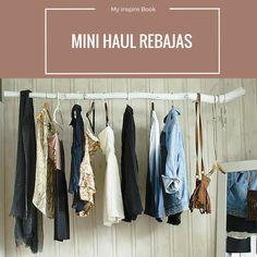 My Inspire Book: Mini Haul de Rebajas!