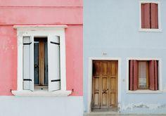 Wanderlust:Burano, Italy. Island of Venice