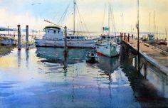 Paintings and master works of David TaylorDavid Taylor artist
