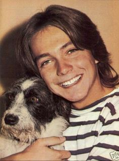 David Cassidy is a retired actor, singer, songwriter. He is widely known for his role as Keith Partridge in the musical-sitcom The Partridge Family, David Cassidy, Pin Up, Laughing Face, Shirley Jones, Partridge Family, Pop Singers, Most Beautiful Man, Celebrity Crush, Celebrity Pix