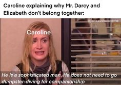 Movie Memes, Book Memes, Darcy And Elizabeth, Jane Austen Movies, Book Authors, Books, Drama Memes, Classic Literature, Pride And Prejudice
