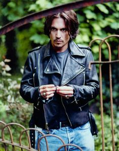 Johnny Depp by Mark Seliger 2003