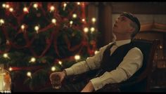 Alone for Christmas...Season 4  Tommy Shelby