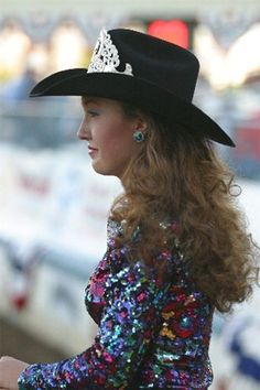 rodeo queen I can't wait for this summer, and hopefully next January I'll be back in the saddle running for another crown! :)