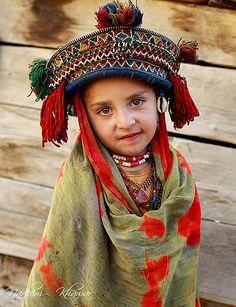 lovely Pakistani child