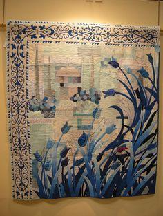 Queenie's Needlework: International Quilt Week Yokohama 2013 - More quilts