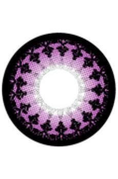 Luxury Babe 08 Purple - $23.90 - Plano only Purple Contacts, Cat Eye Contacts, Halloween Contacts, Colored Contacts, Eye Contact Lenses, Circle Lenses, Eyes, Luxury, Babe