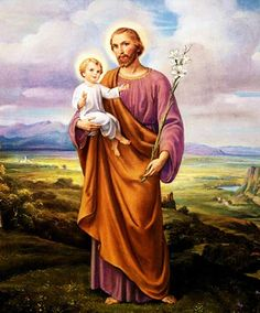 Thirty Days' Prayer to  Saint Joseph For any Special Intention