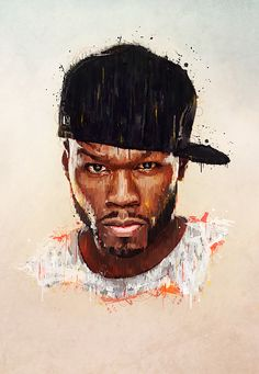 50 Cent by Volture