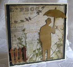 DTGD13Ardyth - Umbrella Man by susie australia - Cards and Paper Crafts at Splitcoaststampers