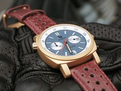 Retro Racing-Inspired Belmoto Watches From Founder Of Magrette