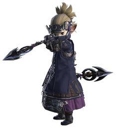 Ninja Genji Armor from Final Fantasy XIV: Stormblood