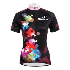 Women s Cycling Jerseys - Paladin Cycling Jersey for Women Short Sleeve  Frog Pattern Bike Shirt     Check out this great product. d1193d728