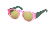 RVS Mod. Sugar in Hot Pink/Duck Green