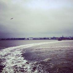 Kas den Elzen @kasdenelzen | Websta (Webstagram) Omw to Vlieland #sea #rederijdoeksen #ferry #vlieland