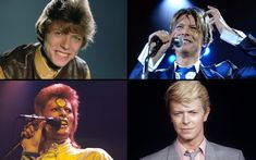 Martin Chilton looks back at the life and career of David Bowie in pictures