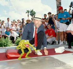 Jim Henson, always was and always will be my favorite celebrity Atheist.