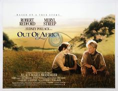 Robert Redford & Meryl Streep in 'Out of Africa': Best Picture 1986 | Chapter 1 - Take 1