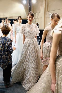georges hobeika | paris fashion week