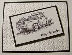 August 13, 2011  Stampin Up Countryside