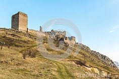 Image of romania, grass - 38803134 Fortification, Romania, Monument Valley, Mount Rushmore, Grass, Two By Two, German, Stock Photos, Mountains