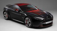 Aston Martin V12 Vantage S Volcano