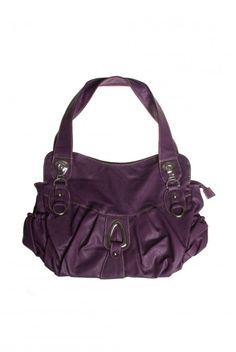 Dressing Your Truth - Type 2 Eggplant Purse