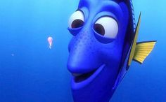 """""""Dory: I shall call him Squishy and he shall be mine and he shall be my Squishy. """""""