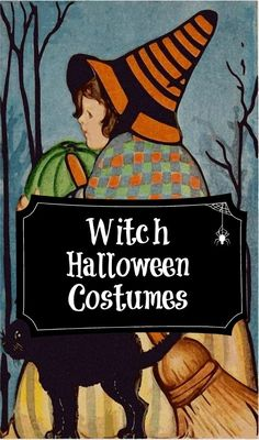 We have witch Halloween costumes for women and girls! Choose from colorful or classic witch Halloween costumes and have a bewitched Halloween!