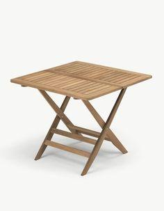 Table Bistro ronde 77 cm, table de jardin, table ronde jardin ...