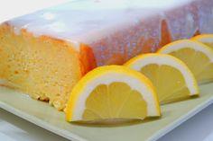 STELLAR: Mehevä ja raikas lemon pound cake