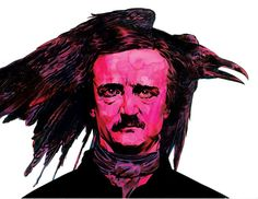 Edgar Allan Poe by Sean Phillips
