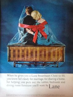 Items similar to Lane Sweetheart Chest perfect couple in blue package 1962 Print Ad on Etsy Print Advertising, Print Ads, Vintage Advertisements, Vintage Ads, Ready For Marriage, Little Company, Colonial Furniture, Perfect Couple, Antique Items