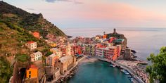 The Top 20 Honeymoon Destinations According to Pinterest