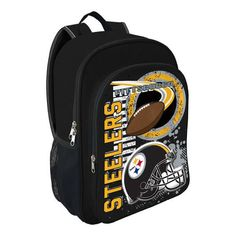 5a2b93a199a Pittsburgh Steelers Accelerator Backpack National Football League