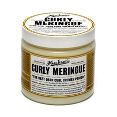 This has done miracles for my naturally curly crazy hair!! MUST TRY! Miss Jessie's® Original Curly Meringue, $22.00 #birchbox
