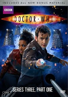 Doctor Who: Series Three - Part One (2pc) / (2pk)