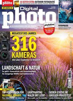 #Kamera & #Ausrüstung für einzigartige #Wildlife- & #Outdoor-Motive 📷 🌾 Jetzt in Digitalphoto, Ausgabe 10/2016. #Foto #Fotograf